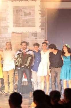 JURNAL DE SPECTATOR - FEST FDR - EDIȚIA XX. Tangoul iubirii
